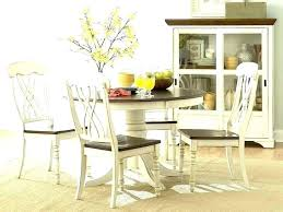 Round Oak Kitchen Table Chairs And Or