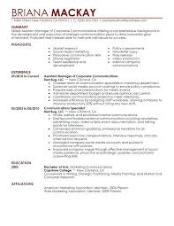 Examples Of Cv Resume Stage Manager Template 6 Restaurant Job Bid Best Sample Printable