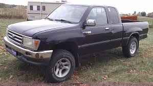 1997 Toyota T100 SR5 Extended Cab Pickup Truck | Item C5675 ... 1997 Toyota Tacoma Evergreen Pearl Stock 141742b Walk T100 Information And Photos Zombiedrive Nissan Pickup Lifted Image 50 Hilux Single Cab P Reg 24d 2wd Truck Motd New 2017 Trd Sport Double 5 Bed V6 4x4 T8190 96769 Xtra Specs Photos Modification Info For Sale Classiccarscom Cc1060966 Toyota Tacoma Related Imagesstart 100 Weili Automotive Network Used 2014 Sale Pricing Features Edmunds 20 Years Of The Beyond A Look Through Onki Stainless Brush Guard Hella 500 Flickr Review