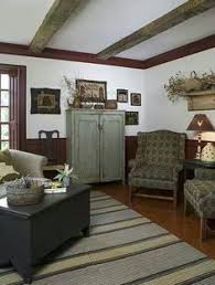 Primitive Living Room Colors by This Is The Color I Want To Paint The Trim In The Living Room And