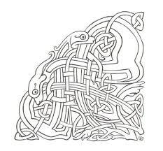 Celtic Animal Art Images