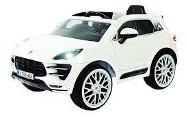 100 Porsche Truck Price Amazoncom Rollplay 6 Volt Macan Ride On Toy Battery