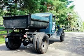 1930 Model AA Dump Truck - Boys Time - 8-Lug Diesel Truck Magazine