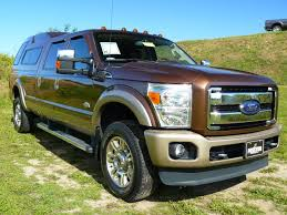 2012 Ford F250 Diesel V8 King Ranch, Used Diesel Truck For Sale ...
