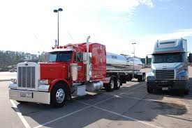 100 Werner Trucking Pay Peterbilt Metzner And Truck At WalMart Jackonville Alabama