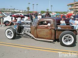 Classic Truck Trends - Rat Rod Truck Invasion - Truckin' Magazine