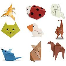 100 Sheet Origami Paper DIY Handmade Toys Animal Puzzle Crafts For Kids Scrapbooking Children