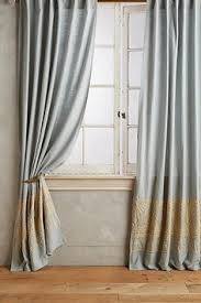 Plum And Bow Blackout Pom Pom Curtains by Florentine Curtain Anthropologie For The Home Pinterest