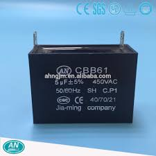 Cbb61 Ceiling Fan Capacitor 2 Wire by 100 Ceiling Fan Capacitor Cbb61 4uf 2 Wire Online Buy