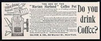Coffee Pot Scientific Design Percolator Diagram 1892 AD