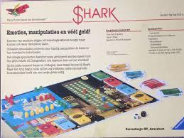 Shark Board Game