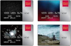 Cool Debit Card Designs Wwwlleryhip The Hippest Wells Fargo