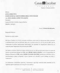 Carta Para Seguros Bolivar