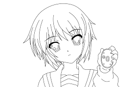 Unique Coloring Pages Anime 40 About Remodel For Kids Online With