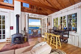 Popular Rustic Brilliant Rustic Cottage Living Room Rustic