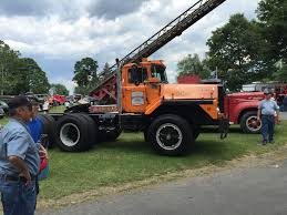 Photo: Bethlehem Steel Mack DM886SX 15 @ Macungie Truck Show 2016 VP ...