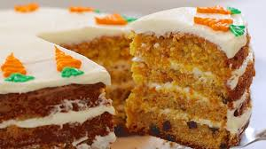 Best Ever Carrot Cake Recipe