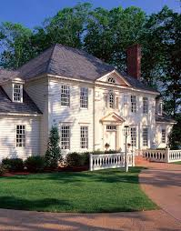 Southern Colonial Homes by Colonial Plantation Southern House Plan 86186 Might Like This