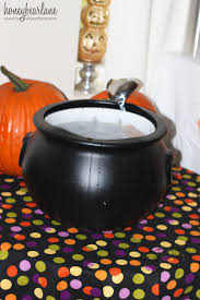 Halloween Candy Dish With Lid by Halloween Party 2012