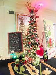 The Grinch Xmas Tree by Beyond The Aisle Holiday Inspiration At Festival Of Trees