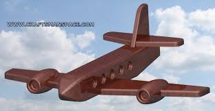 wood toy plane plans free
