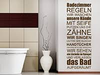 wandtattoo badezimmer regeln wellness spruchband wandtattoo de