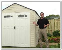 Rubbermaid Horizontal Storage Shed 32 Cu Ft by Rubbermaid Horizontal Storage Shed Shelf Home Design Ideas