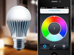 wifi enabled rgb led light bulb makes big splash on kickstarter