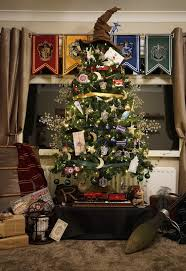 Kinds Of Christmas Tree Ornaments by This Harry Potter Christmas Tree Is All Kinds Of Magic Pretty 52