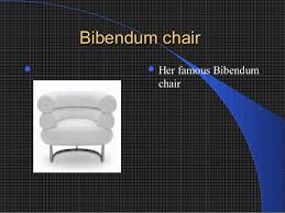 Bibendum Chair By Eileen Gray by Eileen Gray By Ava