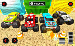 100 Monster Trucks Games Xtreme Parking 3D Truck Game 2020 For Android APK