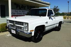 1986 Chevrolet Silverado C/K 10 1500 Shortbed