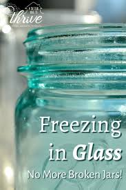 Plink Your Sink Balls Directions by Freezing In Glass No More Broken Jars A Better Way To Thrive