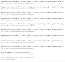 100 Wundergrond WUnderground Spams Logs On Timeout Issue 12517 Home