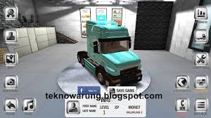 Download Euro Truck Driver (MOD, Unlimited Money) Apk - TEKNO WARUNG