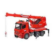Review Dan Harga Bruder Toys 3670 Mercedes Benz Arocs Crane Truck ...