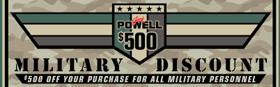 Savings And Discounts For Military & Armed Service Members | Jack Powell