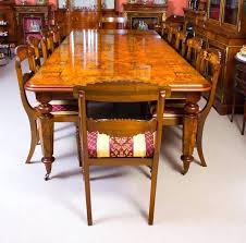 Victorian Style Dining Room This Is A Fantastic Table With The Matching Set Of