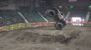 Nitro Monster Truck Tour Makes A Stop In Topeka