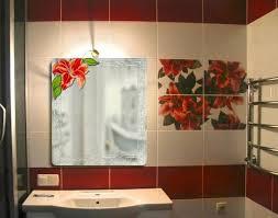 wie einen spiegel im badezimmer schmückt 4 design