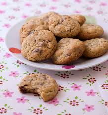 recette de cuisine cookies cookies aux flocons d avoine chocolat et noisettes les meilleures