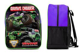 100 Monster Truck Backpack Traxxas 7202A
