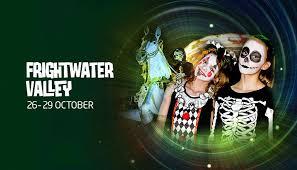 Halloween Theme Park Uk by Lightwater Valley Frightwater Halloween Event