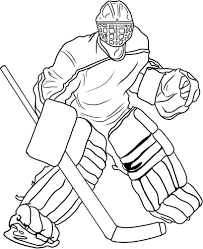Husker Coloring Pages Page