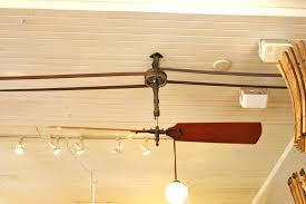 Belt Driven Ceiling Fan Kit by Belt Driven Ceiling Fans Home Lighting Insight