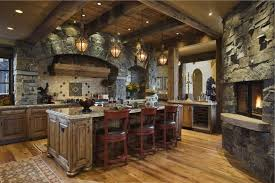 Kitchen White Country With Butcher Block Metal Base On Grey Carpet Floors Granite Top Single Drawer
