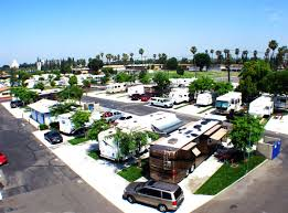 Anaheim RV Park Where You Can Go Camping In Mickeys Backyard