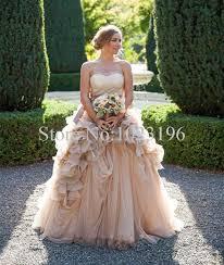 Online Get Cheap Wedding Dress In Garden Aliexpresscom Alibaba