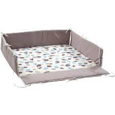 tour de parc linge de lit bébé linge dans assistant de naissance