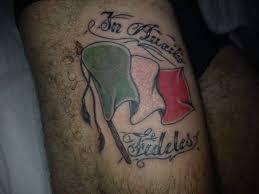 Related Tattoo Designs Italian Awesome International Flag